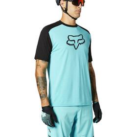 Fox Ranger Dri-Release Foxhead SS Jersey Men, azul/verde